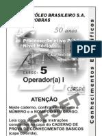 Prova - Petrobrás 2004