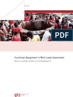 SN Governance Asia_Functional Assignment Vol I (2010)