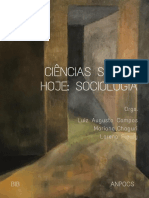 CIÊNCIAS SOCIAIS HOJE