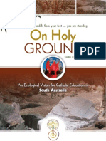 Oh Holy Ground - An Ecological Vision for Catholic Education