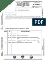 9.55260-01-2004 - PARTICOLARI IN POLIURETANO CELLULARE OTTENUTI PER TRANCIATURA DA FOGLI DIMATERIALI DI RECUPERO (URS)