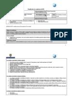 Planificador de Unidad DECIMO PRIMER TRIMESTRE 2019