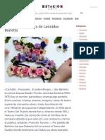 """""""La flor"""", un cuento de Leónidas Barletta"""