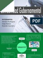 Mapa conceptual - Manual general de contabilidad gubernamental