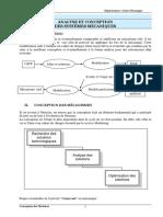 1-Conception et Analyse des Syst Méc