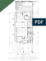 Plano hidráulico planta baja 1-125