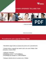 Procedimento para Upgrade de Tellabs 7345_v3_17_01_2012