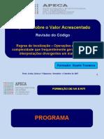APECA_Formação IVA_Dr Duarte Travanca_Set-Out2017