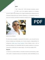 Gabriel García Márquez KALU