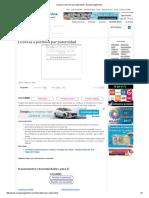 Licencia o permiso por paternidad « EcuadorLegalOnline