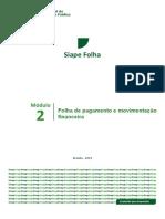 Módulo 2 - Folha de Pagamento e Movimentação Financeira