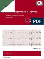 ECG en la urgencia