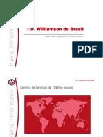 Apresentação TDW HPI_2009