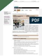 Fomento del desplazamiento activo - Entorn Urbà i Salut - Diputació de Barcelona