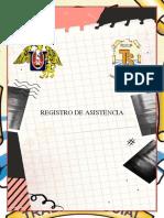 REGISTRO DE ASISTENCIA-NIVEL SECUNDARIOO