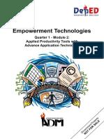 EMPOWERMENT TECHNOLOGIES ADM 2