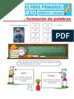 Proceso-de-Formación-de-Palabras-Para-Cuarto-Grado-de-Primaria