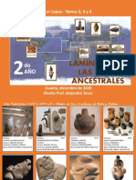 Laminario Artes Prehistórico, Egipcio y Mesopotámico