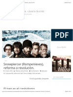 Snowpiercer (Rompenieves), reforma o revolución. - Thalassa, ciencia ficción.pdf