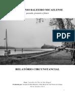 RELATÓRIO BALEAÇÃO MICAELENSE