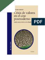 Gerard Imbert - Crisis De Valores En El Cine Posmoderno.pdf