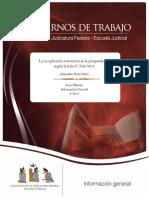 LA NO APLICACIÓN DE LA JURIS.pdf