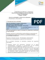 Guia de actividades y Rúbrica de evaluación - Caso 6 - Microbiología y salud pública.docx