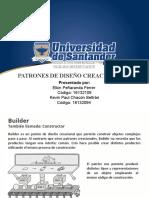 PATRONES DE DISEÑO CREACIONALES.pptx