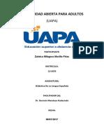 Zuleica Didactica De La Lengua Española