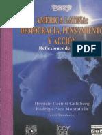 América Latina. Democracia, pensamiento y acción.pdf