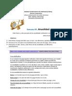 Asignacion #9, Anualidad