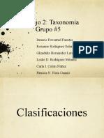 trabajo_2 taxonomia