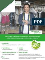 Garantía Creación de Empresas