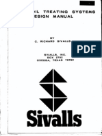 Crude Oil Treating Systems Design Manual - Sivalls Inc