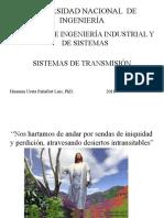 Sistemas de transmision de potencia