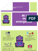 Mi Kit de Emergencia