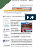 """04-02-11 Basta de """"arrancones y atorones"""" en el desarrollo"""