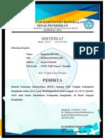 sertifikat PKG - 2018 OKmailing