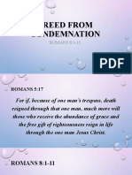FREED FROM CONDEMNATION.pptx