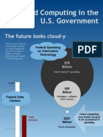 Cloud Computing in the U.S. Government [Infographic]