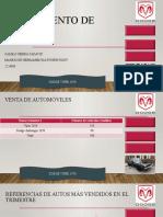 evidencia 4 informe de ventas transiciones y paso de diapositivas