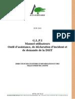 GLPI manuel utilisateur V2