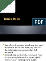 Belian Dadu