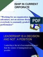 Leadersh