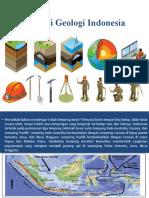 Kondisi Geologi Indonesia