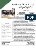 Feb 2010 Highlights_pdf