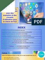 Exemples d'Utilisation Des TICE