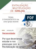 Revitalização de Igrejas  RJ 2015