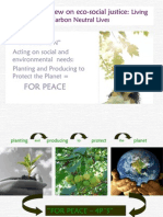 Christian Living Carbon Neutral Presbyterian