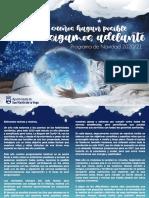 Programa Navidad 2020- Que Tus Sueños Hagan Posible Que Sigamos Adelante